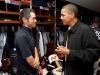 オバマ大統領とイチロー選手